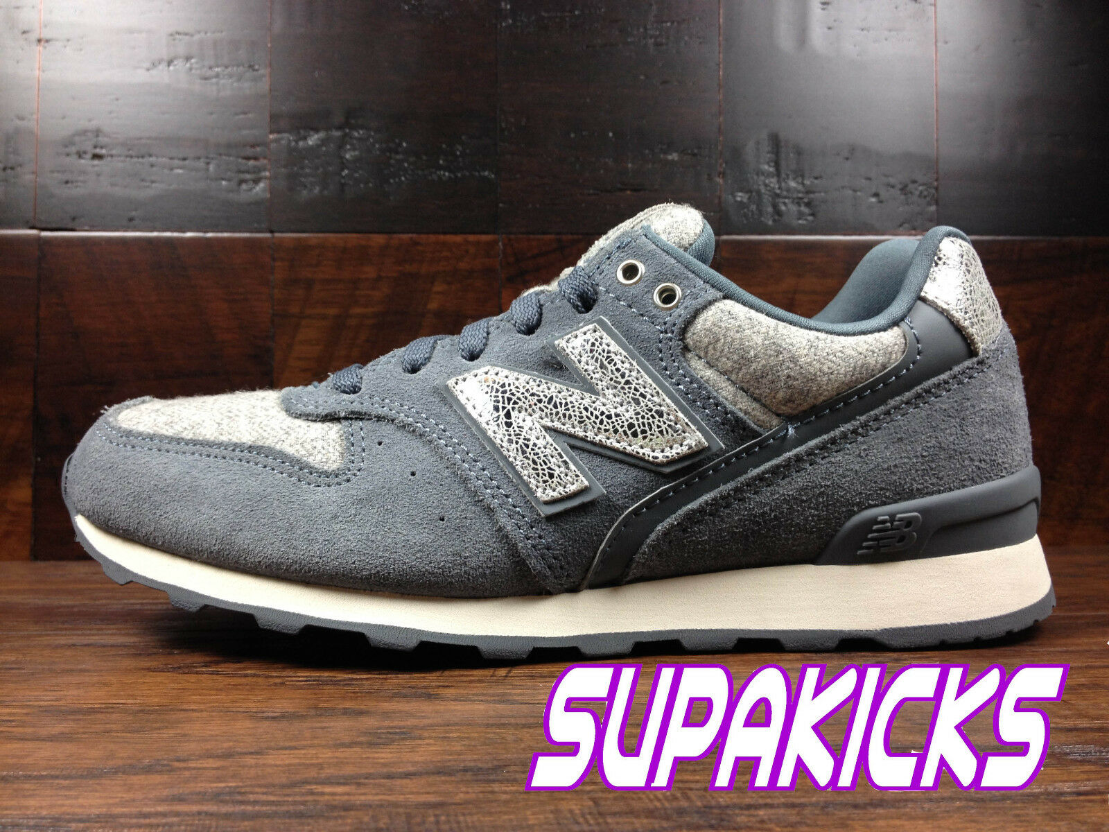 New Collection Balance Damenschuhe (WL696NTA) CAPSULE Collection New TWEED (GREY / SILVER) Wmns 6-10 ffc66d