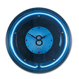 Horloge Pendule Billard De Type Néon