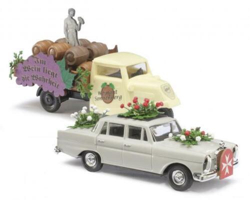 1 Busch Umzugswagen Set Nr