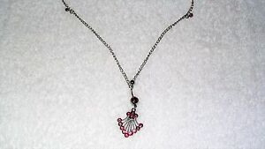 Belly-Chain-Red-Crystal-Rhinestone-Fan-Belly-Button-Ring-Jewelry-Dancer-Sexy