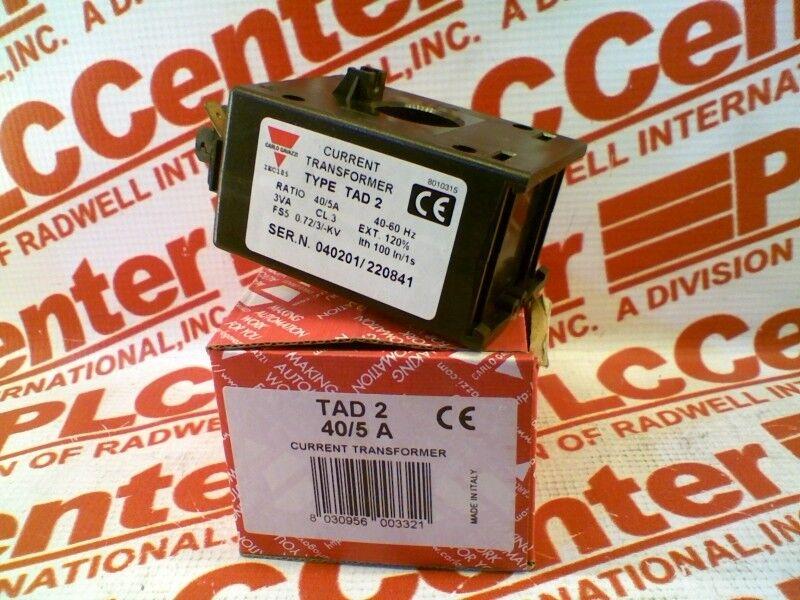 CARLO GAVAZZI TAD2-4-0-5A   TAD2405A (NEW IN BOX)