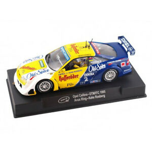 Slot-It-CA36c-Opel-Calibra-2-Avus-Ring-DTM-ITC-1995-1-32-Scale-Slot-Car