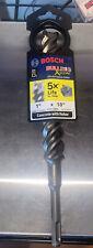 Hcfc2263 Bosch Bulldog Extreme Sds Plus 1 X10 Carbide Rotary Hammer Drill Bit
