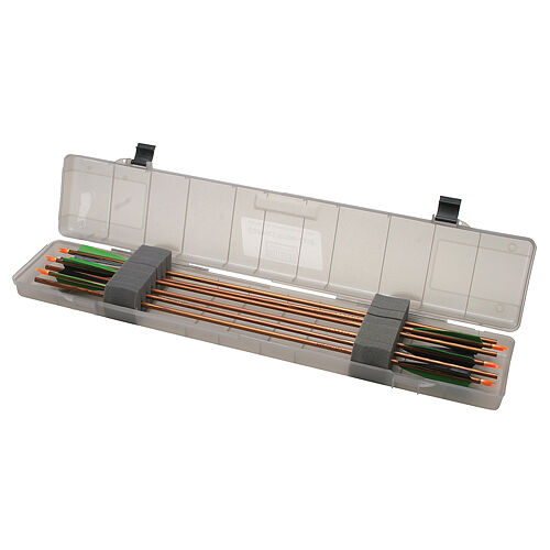 MTM 24 Arrow Compact Case Clear// Smoke BH18S41 for sale online
