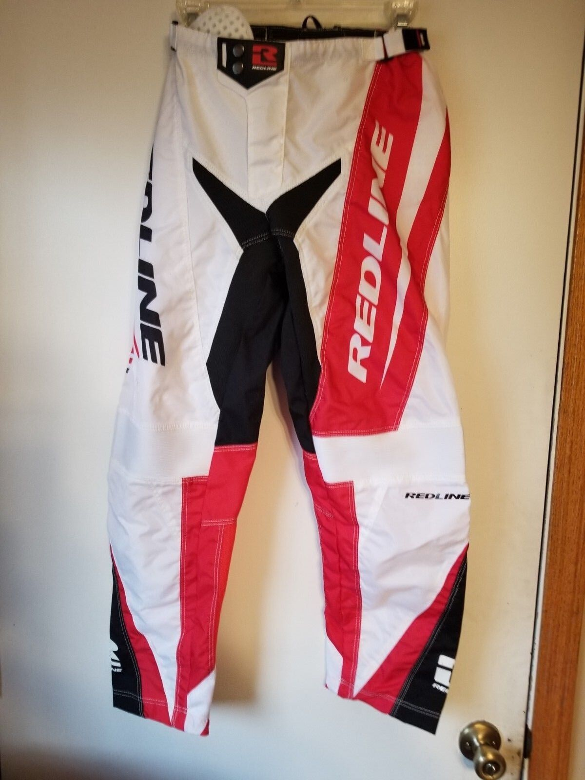 Redline Flight BMX Bike Race  Pants - 28 X 28 Mens  gorgeous