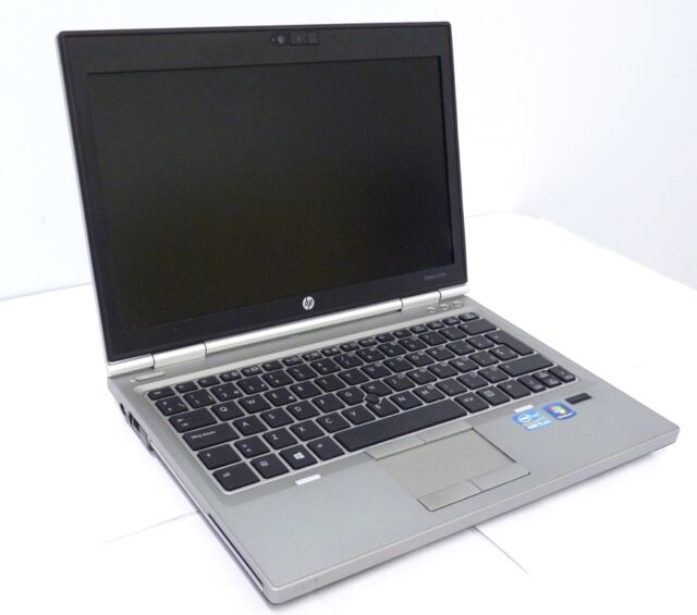 NOTEBOOK  HP ELITEBOOK 2570P CORE i5-3320M 2.6G. RAM 8GB SSD128GB  WIN 7 P.