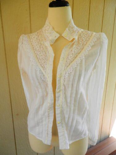 jessica's gunnies blouse VTG