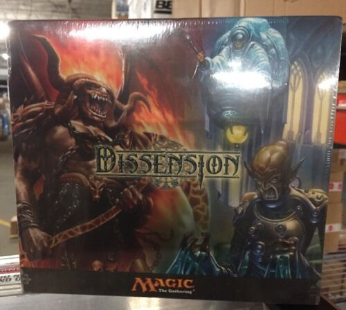 Magic The Gathering Dissension Fat Pack For Card Game MTG CCG TCG