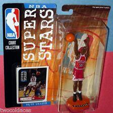 1998 MICHAEL JORDAN Chicago Bulls Mattel Super Stars red version - low s/h - #23
