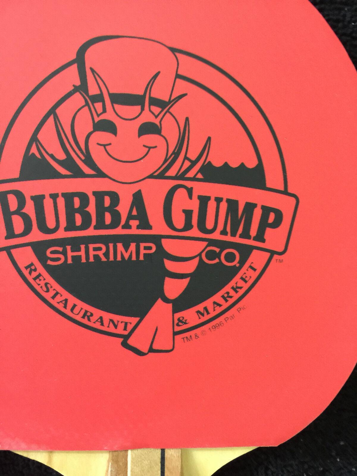 BUBBA PONG GUMP SHRIMP COMPANY-STIGA  PING PONG BUBBA PADDLE-TABLE TENNIS-NEW-FREE SHIPPING dd292f