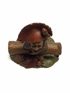 034-MINIE-034-1984-Tom-Clark-Retired-Gnome-Figurine-Edition-85-Used