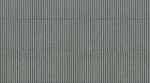 Kibri-Kit-34143-NEW-HO-CORRUGATED-CEMENT-ASBESTOS-WITH-RIDGE-CAPPING