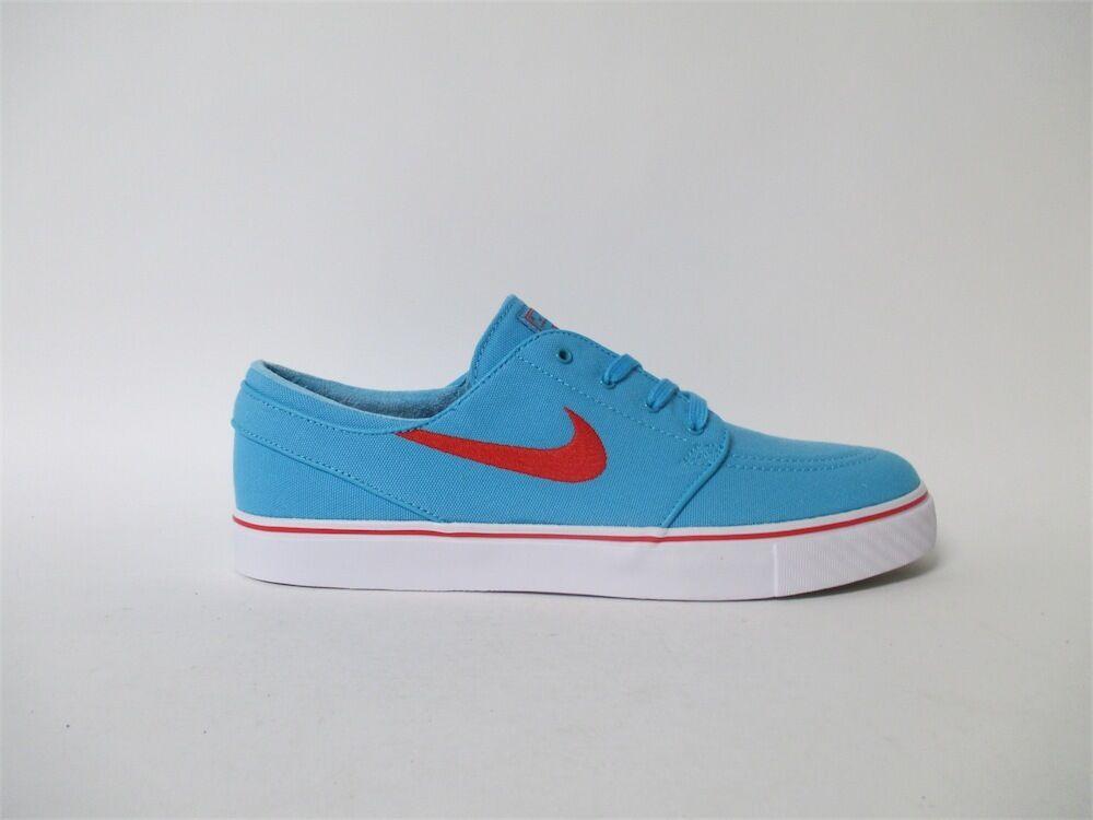 Nike SB Zoom Stefan Janoski Gamma Blue 615957-460 Red White Sz 9.5 615957-460 Blue ce46b0