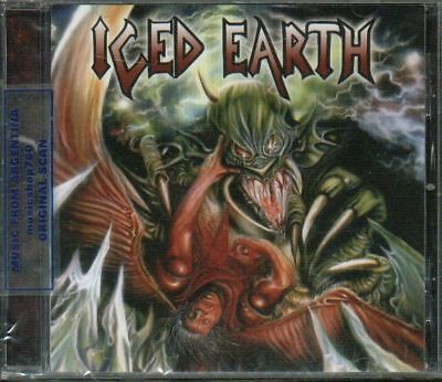 ICED EARTH FIRST ALBUM SEALED CD NEW 2010