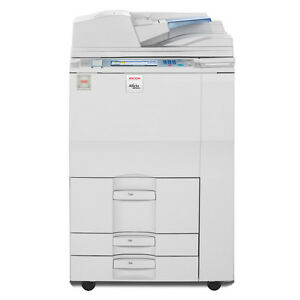 Ricoh Aficio MP 9001 Multifunction B & W Drivers Download Free