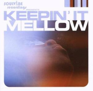 KEEPIN-039-IT-MELLOW-Various-NEW-amp-SEALED-CD-SOULVIBE-NU-SOUL-R-amp-B-NEO-SOUL-MODERN