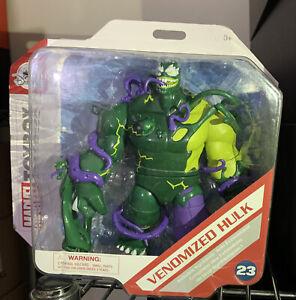 Disney Toybox Marvel Venom Venomized Hulk Legends Action Figure #23