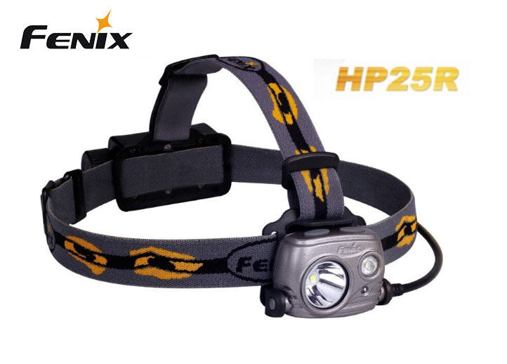 New Fenix HP25R Cree XM-L2 U2  1000 Lumens LED Headlight Headlamp (with battery)  save up to 80%