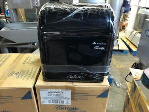 Details About Gp Cormatic Hds200btl Designer Automatic Black Hanging Paper Towel Dispenser