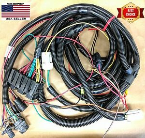 hiniker wiring harness    hiniker    snow plow 6 function    wiring       harness    38813033 ebay     hiniker    snow plow 6 function    wiring       harness    38813033 ebay