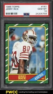 1986-Topps-Football-Jerry-Rice-ROOKIE-RC-161-PSA-10-GEM-MINT-PWCC