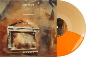Microwave-Death-Is-A-Warm-Blanket-Indie-Exclusive-Half-Beer-Orange-Vinyl-NEW