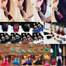 21 Style Rhinestones Crystal Tassel Dangle Stud Earrings Fashion Jewelry NEW