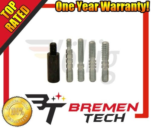 Brand New 5 piece Universal Antenna Mast Adapters for Jeep Wrangler /'07-/'12