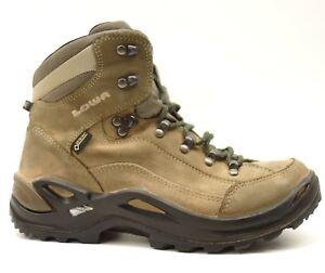 47b4fce4551 Lowa Womens Renegade Gore-Tex Waterproof Leather Hiking Mid Boots US ...