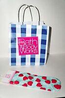 Bath & Body Workslove Is So Sweetshea Infused Lollipop Print Lounge Socks