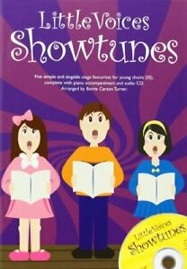 Little-Voices-Showtunes-Book-O-by-Turner-Barrie-Carso-Mixed-media-product