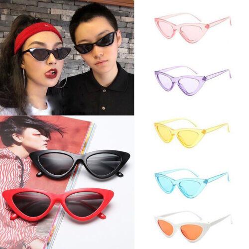 Vintage Classic Cat Eye Sunglasses Women Retro UV400 Summer Shades Eyeglasses