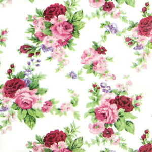 4x Paper Napkins for Decoupage Vintage Old England Roses