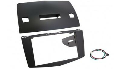 .100mm Double Din Fascia Panel Fitting Mounting Stereo Cage 180x100mm Dimensions