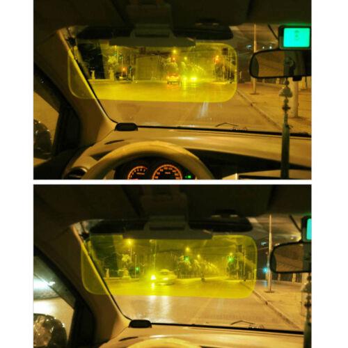 ESTENSORE Visiera Parasole Auto Clip On Anti Abbagliamento 2 in 1 giorno notte AC48 Driver Dazzle