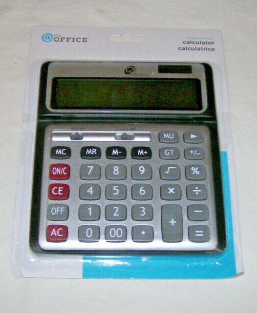 The Office 12 digit desktop calculator WC290
