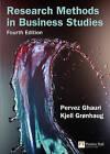 Research Methods in Business Studies by Pervez Ghauri, Kjell Gronhaug (Paperback, 2010)