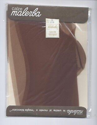 "Calze ""malerba"" Vintage Reggicalze Super Sexy - Vintage Stockings Garter"