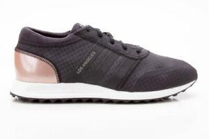 Details zu Adidas Los Angeles W Damen Sneaker S79764 schwarz grau bronze