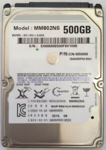"""New 500GB 8MB Cache SATA 6Gb//s 2.5/"""" Internal Hard Drive for Laptop Macbook PS3"""