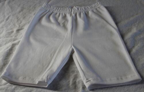Ragazzi Ragazze Sovra-Ginocchio Palestra Scuola Pe Sport Pantaloncini Hot Pants Leggings 74-170cm