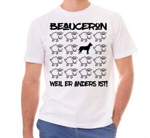 BEAUCERON-UNISEX-T-SHIRT-BLACK-SHEEP-by-SIVIWONDER