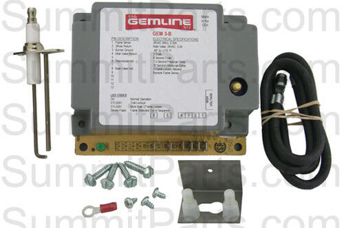 GEM-B 24V IGNITION BOX REPLACES HOT SURFACE IGNITION ADC 881500 128974