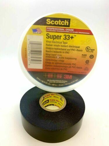 3M™ Super 33+™ Scotch Vinyl-Kunststoff-Isolierband 19mm x 20.1m