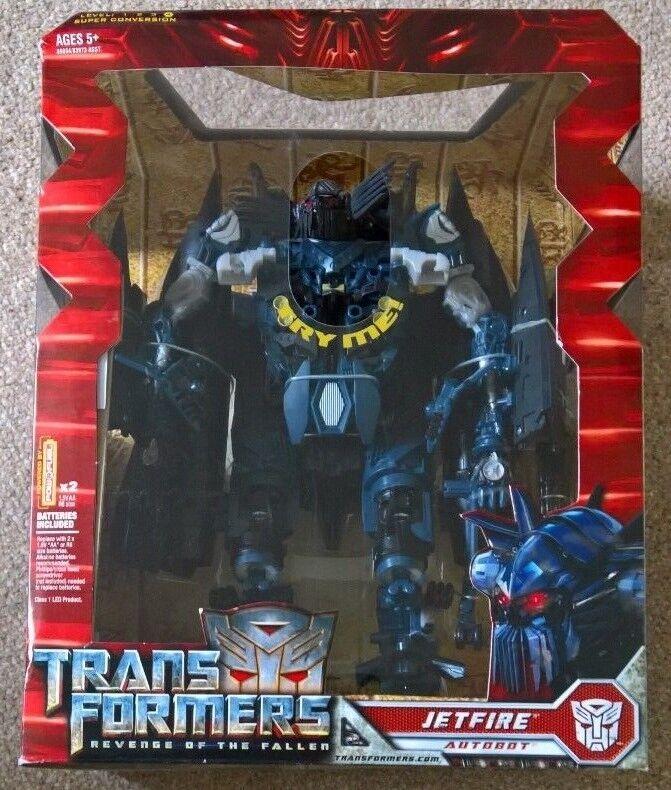 Hasbro Transformers la vendetta del caduto Jetfire Leader classee  Nuovo  per poco costoso