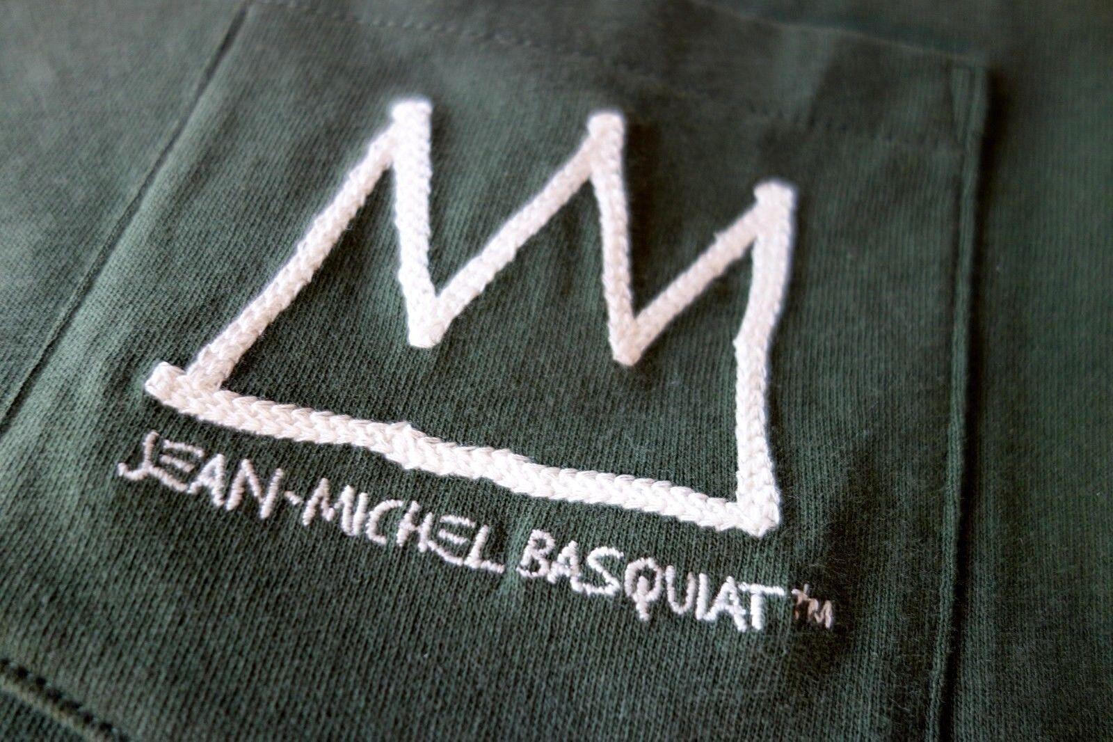 JEAN-MICHEL BASQUIAT x UNIQLO Men's T Shirts SPRZ NY  Free Shipping From JAPANT6