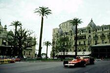 Gilles Villeneuve Ferrari 312 T5 Monaco Grand Prix 1980 Photograph 2