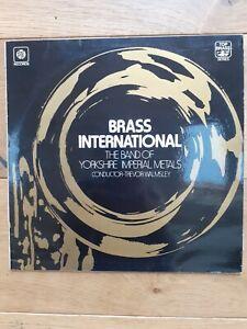 Band Of Yorkshire Imperial Metals Brass International TB 3001 Vinyl, LP, Album