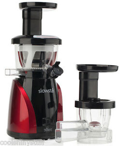 Tribest-Slowstar-Juicer-SW-2000-Low-Speed-Vertical-Mincer-w-Juice-Cap-Slow-Star