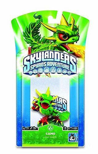 Skylanders Spyro's Adventure: Character Pack - Camo (Wii/PS3/Xbox 360/PC), Very